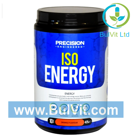 Precision Engineered ISO Energy Powder 425 г 10 дози портокал