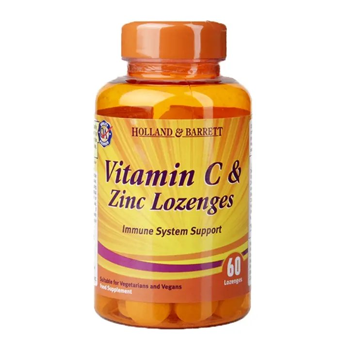 цинк и витамин Ц